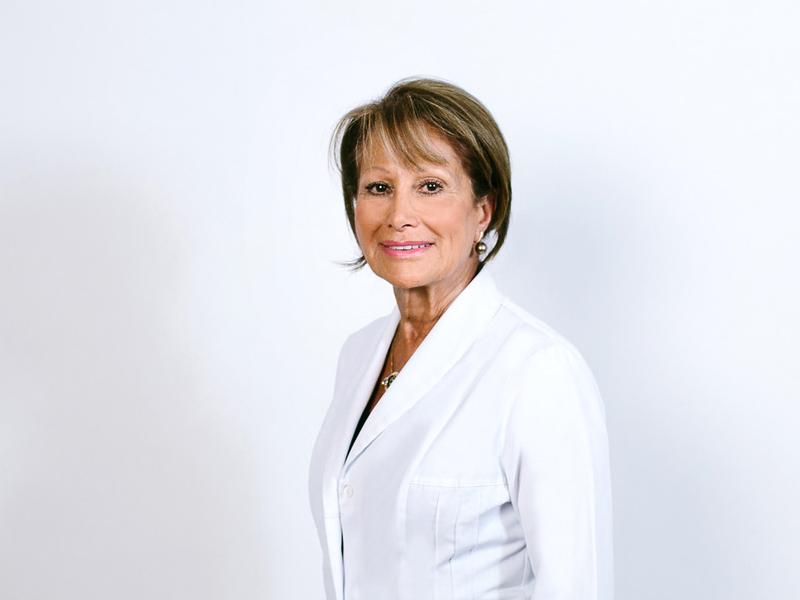 Portrait: Dr. Farideh Euller