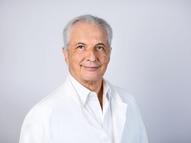 Portrait: Prim. Dr. Arthur Euller